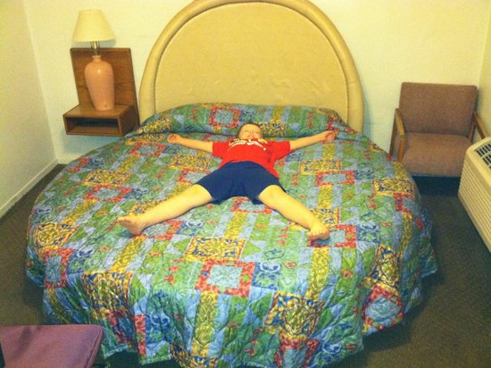 Route 66 Motel : Well-rounded sleeping arrangements