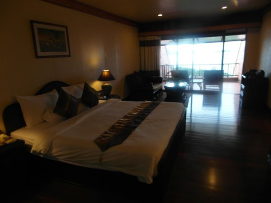 Samui Bayview Resort & Spa: Room 232 w/view Private Balcony