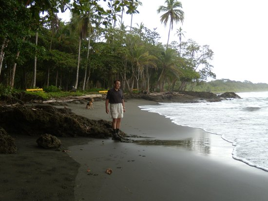 Hotel La Diosa: Me at their Beach
