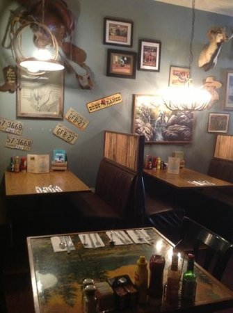 Lone Spur Cafe: Lots of atmosphere