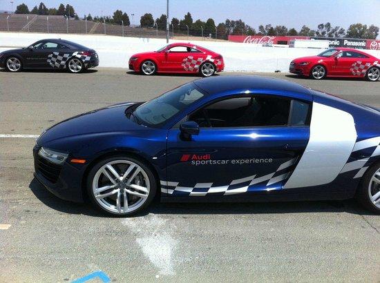 Simraceway Performance Driving Center: Audi R8