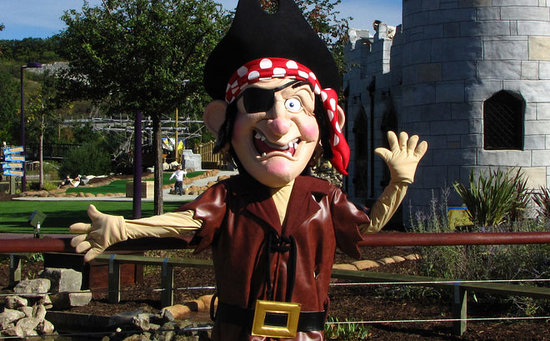 Pirate Cove Adventure Golf Park