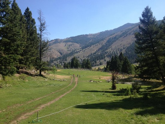 Stanley Idaho Bed And Breakfast