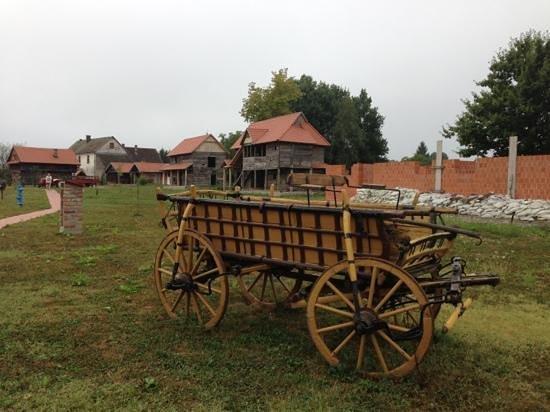 Krapje, كرواتيا: heerlijke rustige omgeving in het UNESCO natuurgebied.