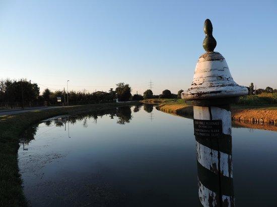 Agriturismo Ca' Marcello : le long du Brenta