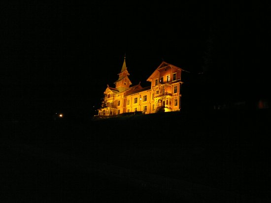 Scandic Holmenkollen Park: un albergo fiabesco