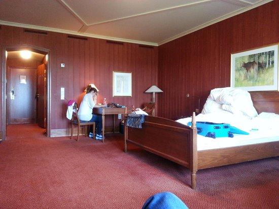 Scandic Holmenkollen Park: la nostra camera...