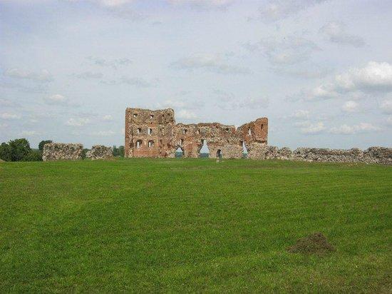 Ludza Medieval Castle Ruins