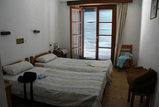 Hotel Zafiria : standart room