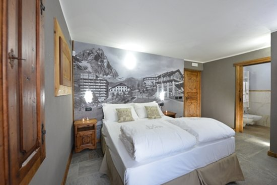 Mollino rooms breuil cervinia arvostelut sek for Hotel meuble mon reve cervinia