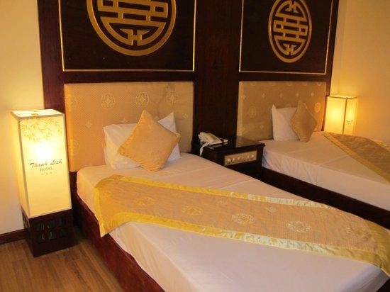 Thanh Lich Hotel: chambre