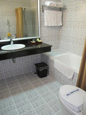 Thanh Lich Hotel: sdb