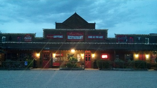 Fort Cody Royal Palace Restaurant: The Royal Palace/ Fort Cody