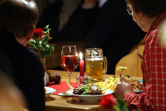 Mueller! Das Weingut und Weinhotel: Restaurant