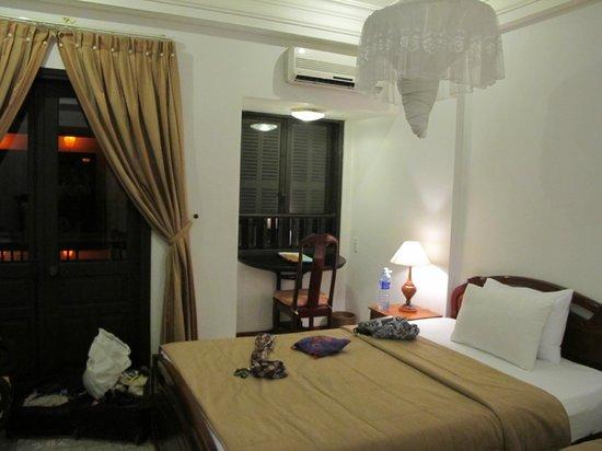 Thuy Duong 3 Hotel : chambre