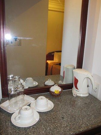 Thuy Duong 3 Hotel: thé à discrétion