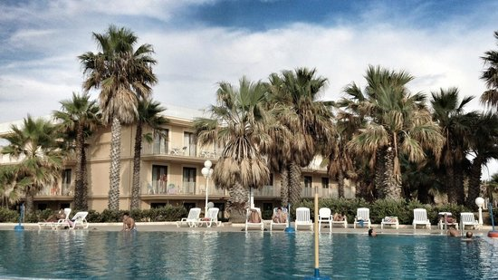 Best Western Dioscuri Bay Palace Hotel
