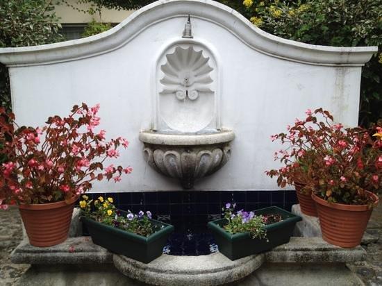 Posada La Merced Antigua: garden