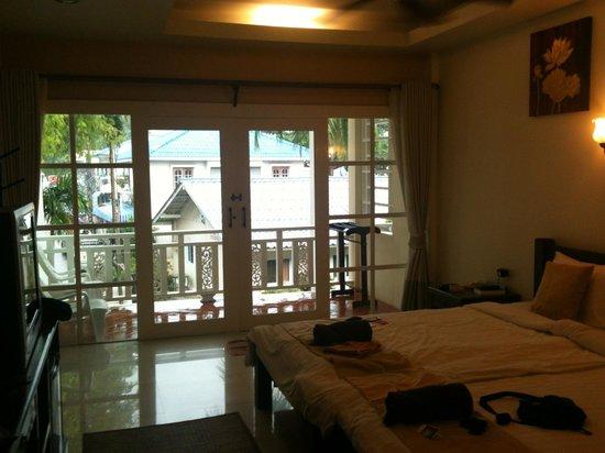 Ananda Villa : My room 1