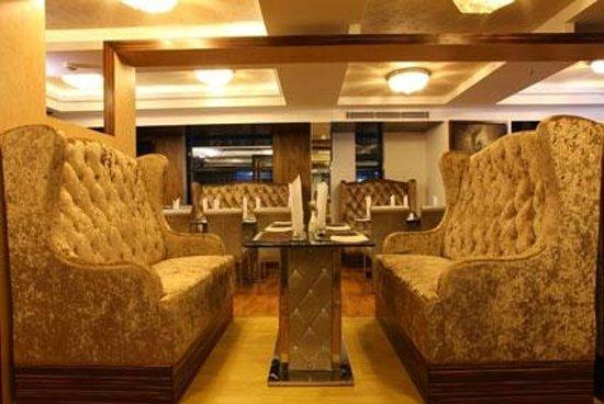 Hotel Tigers Roare': Restaurant