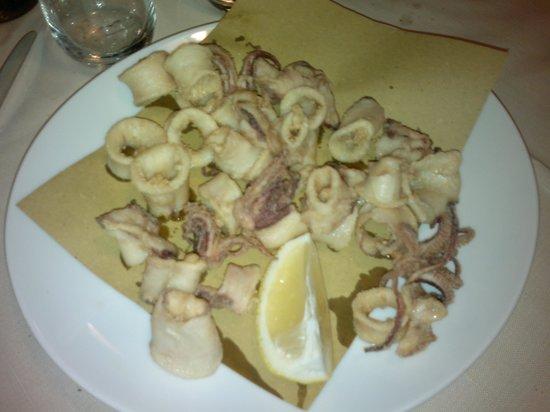Steak House: la frittura di totani