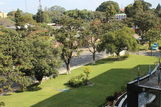 InterContinental Lusaka: Lovely view