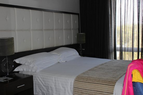 InterContinental Lusaka: My business room upgrade