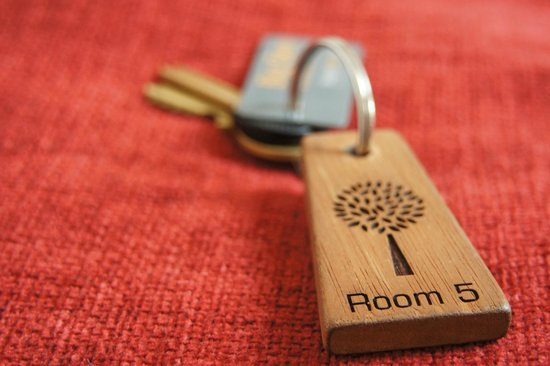 Bay Tree House: Zimmerschlüssel