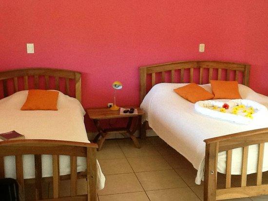 Buena Onda Beach Resort: Deluxe room