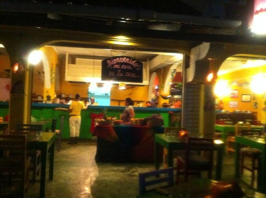Mamacitas : Vista del ristorante