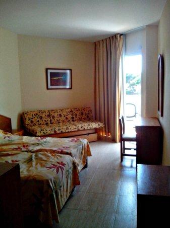 AluaSoul Mallorca Resort: Habitación