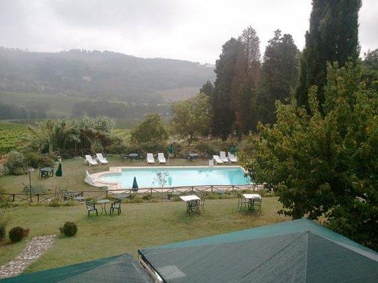 Villa Sobrano Country House : piscina