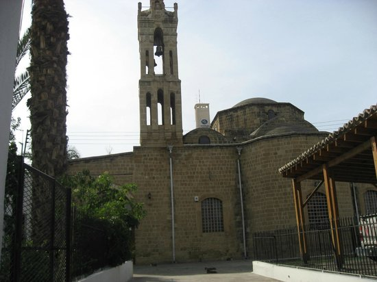 Church of Archangel Michael Trypiotis , Nicosia old town
