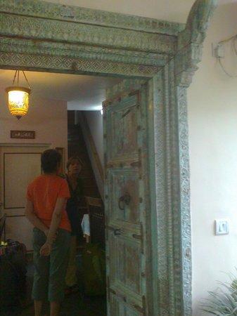 Chhoti Haveli: La bella porta d'ingresso