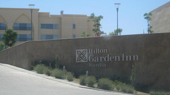Hilton Garden Inn Mardin : İlk karşılaşma