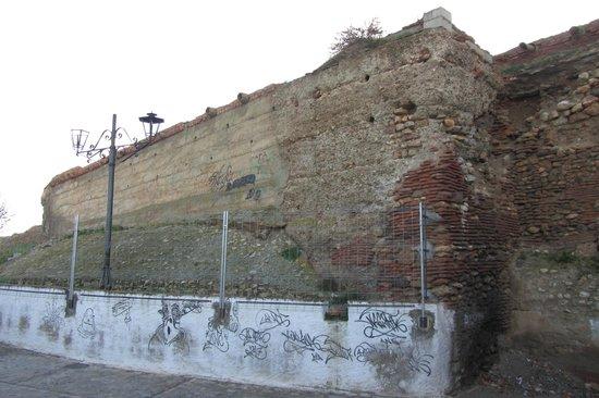 Visita Guadix: Part of the old 12th Century Arab walls