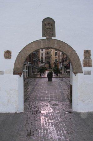 Visita Guadix: Outside Puerta de San Torcuato