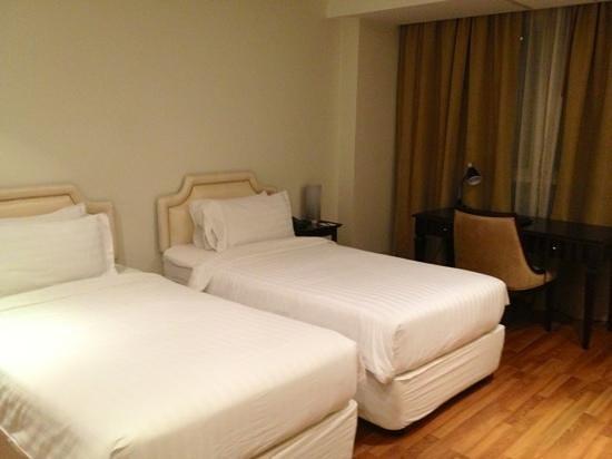 Bless Residence: ツインの部屋
