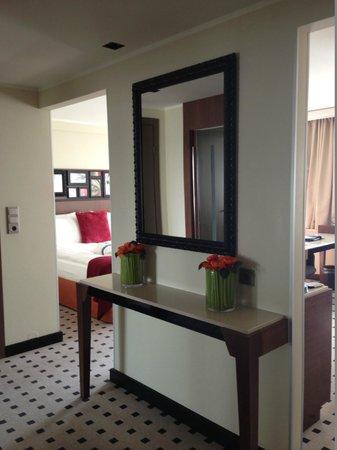 Radisson Blu Latvija Conference & Spa Hotel: Business Class room