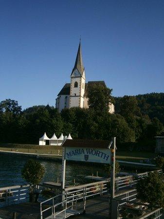 Wörthersee: Panorama