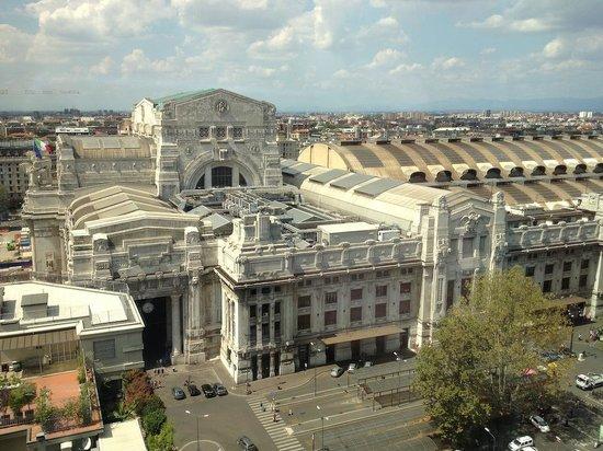 Michelangelo Hotel : Room view (16th floor)