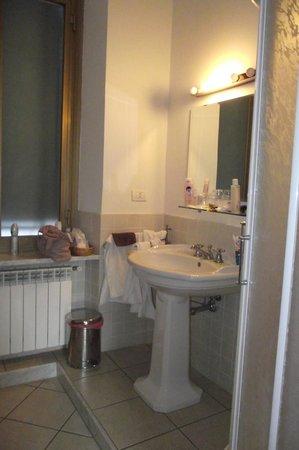 Affittacamere Le Vele: Salle de bain