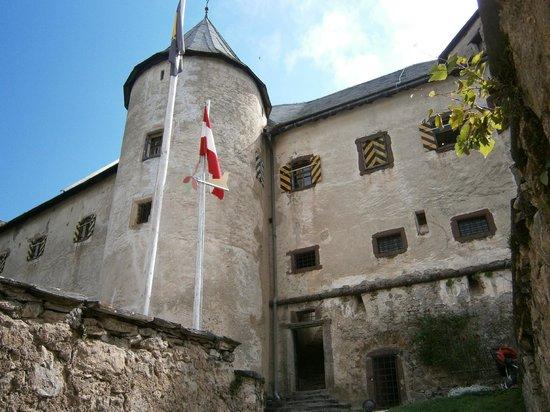 Hochosterwitz Castle (Burg Hochosterwitz): Castello