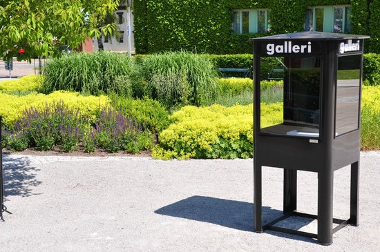 World's Smallest Art Gallery
