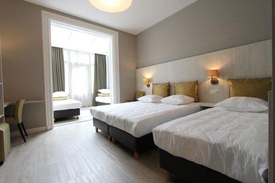 Hotel Apple Inn: 5pax room