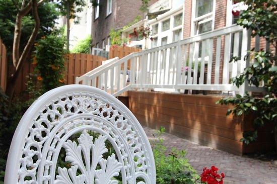 Hotel Apple Inn: garden