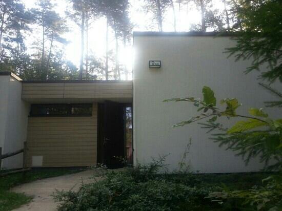 Center Parcs - Bispinger Heide: Der Weg zu unserem Bungalow