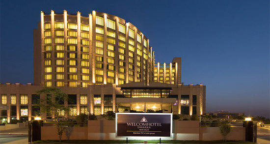 WelcomHotel Dwarka, New Delhi - Facade