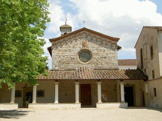 Convento del Bosco ai Frati San Piero a Sieve