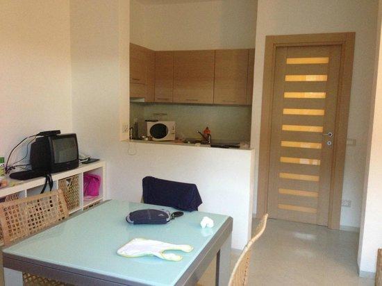 Aviotel Residence Hotel: Cucina
